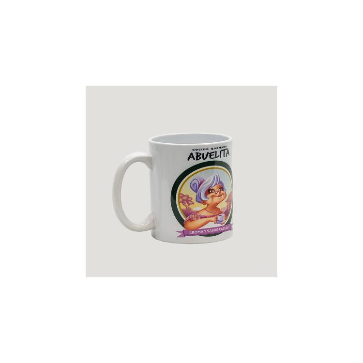 CERAMIC CUP ABUELITA